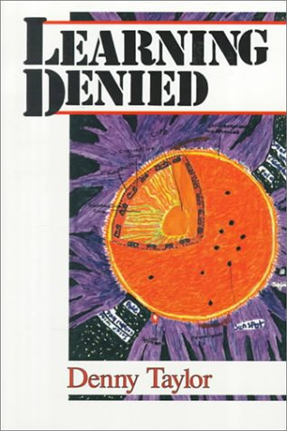 Learning Denied (Learning Disability Biography)