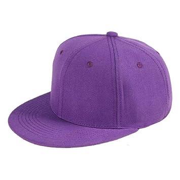 XCLWL Gorras Moda Hip Hop Hat Flat Top Visor Car Logo Rebote Cap ...