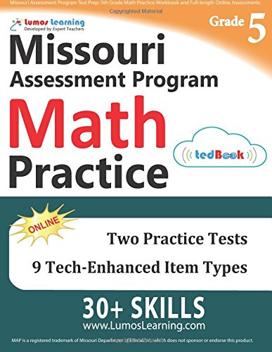 Addition Worksheets associative property of addition worksheets first grade : Missouri Assessment Program Test Prep: 5th Grade Math Practice ...