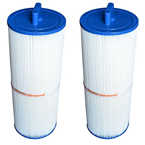 Pleatco PWW50L Waterway Teleir 50 Square Foot Filter Cartridge (2 Pack)