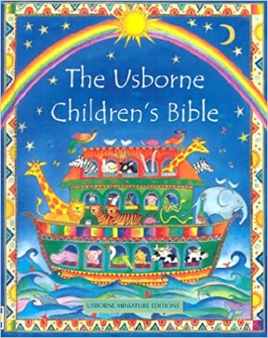Book The Usborne Children's Bible (Children's Bibles)