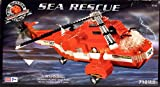 Mega Bloks, Pro-Builders Collector Series, Sea Rescue #9741