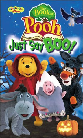 Book of Pooh: Just Say Boo