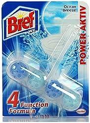 BREF WC Power Aktiv Ocean Breeze Cleaning Balls (10 Pack) by Henkel