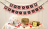 Pirate Happy Birthday Banner – Pirate Birthday Decorations - Premium Quality Birthday Banner by Sterling James - Party Decorations Birthday Kids and Children