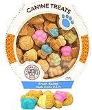 Claudia's Canine Bakery - K-9's Favorite Things - Gourmet Peanut Butter Dog Treats - 10 oz.