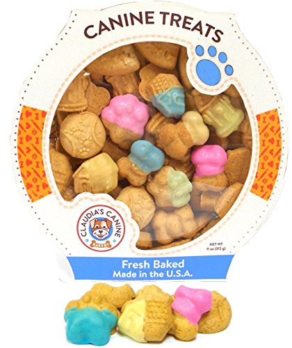 Claudia's Canine Bakery - K-9's Favorite Things - Gourmet...