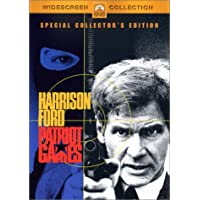 Patriot Games: Special Collector's Edition / Jeux de guerre : Édition Spéciale de Collection (Bilingual) (Widescreen)
