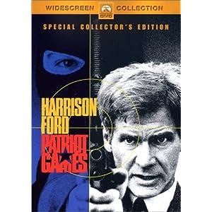 Patriot Games (Special Collector's Edition) (1992)