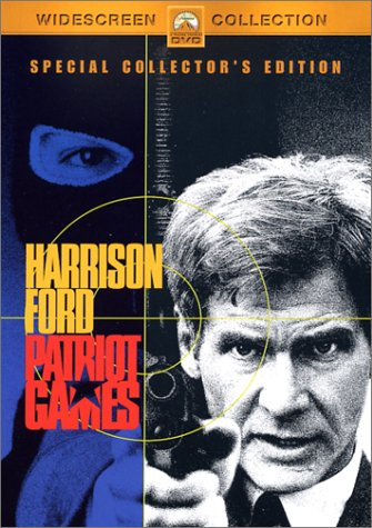 Patriot Games (Special Collector's - Store Dallas Ford Tom