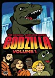 Godzilla Animated Vol 1