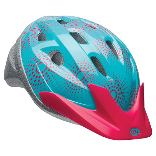 Bell Rally Bike Helmet – Blue & pink