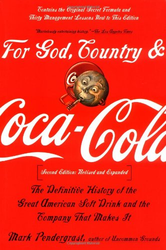 Download For God, Country, and Coca-Cola pdf
