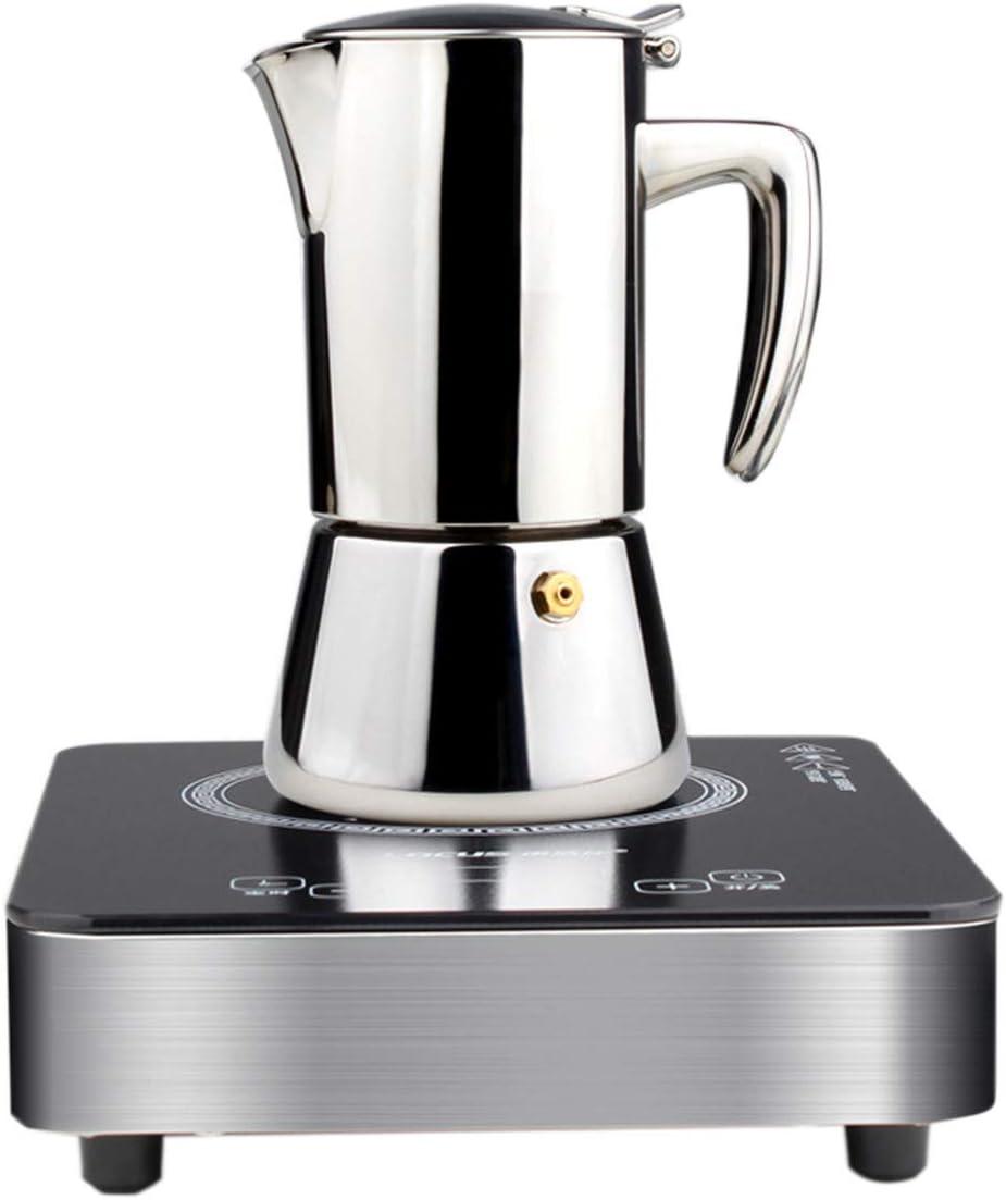 Be82aene Filtro de café Olla 200 ml Botella de Agua Cafetera para ...