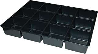 """product image for Kennedy Manufacturing 81932 ABS Divider with 4""""-12 Compartment for 29"""" Cab, Black"""