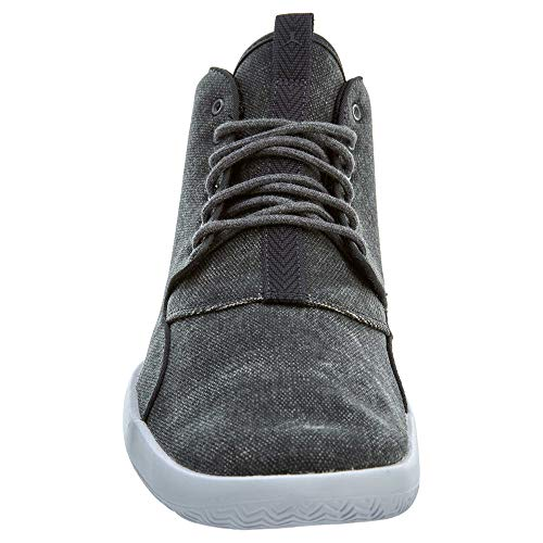 De Nike Chaussures 006 Jordan Eclipse Anthracite Basketball Noir Hommes Blanc TOqnptwan