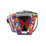 CB SKY Kids' Accordion / Kids Musical Instrument / Musical Toys(R2)