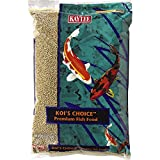 Kaytee Koi's Choice Premium Fish Food, 10-lb bag