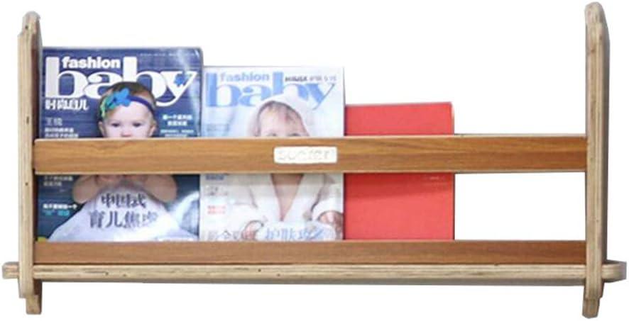 Libreria da Parete JAUTO con 1-3 Ripiani per Libri e Decorazioni mensola per Bambini