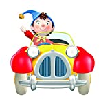 Childrens Classic Characters Wall sticker Vinyl wall art 2 SIZES for cars bikes caravans homes Customise4UTM (350mm, noddy car)