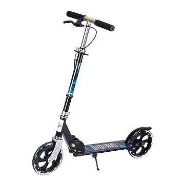 Patinete- Kick Scooter para Niños, Plegable Scooter De 2 Ruedas para Niños /Niñas