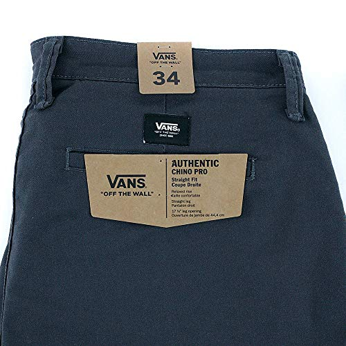 2018 Pro Vans Asphalt independent 30 fall Authentic Trousers vn0a31jlrud1 Chino SaSXwOx