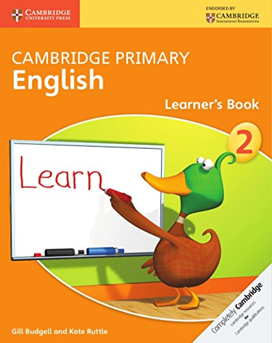 Cambridge Primary English Stage 2 Learner