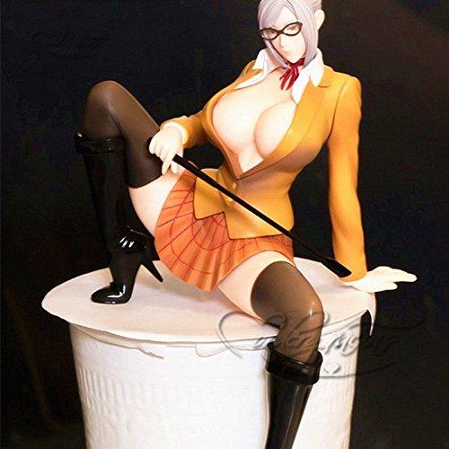 Anime Kangoku Gakuen Prison School Shiraki Meiko Cool Ver. Noodle Stopper (Minecraft Halloween Spawn)
