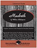 Macbeth Literature Guide, Bowers, Kristen, 0976817721