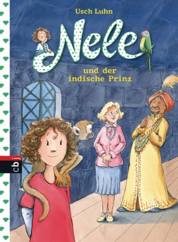 Nele und der indische Prinz (Nele - Die Erzählbände 6) (German Edition)
