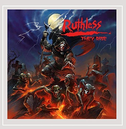 Ruthless: They Rise (Audio CD)