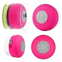 Caixa de Som Bluetooth a Prova D´agua - PINK