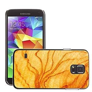 Etui Housse Coque de Protection Cover Rigide pour // M00150218 Tabla de cortar de madera de olivo de // Samsung Galaxy S5 S V SV i9600 (Not Fits S5 ACTIVE)
