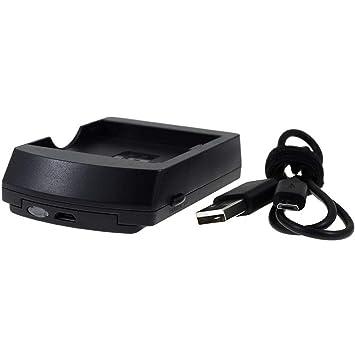 Cargador USB para Batería Fujifilm Modelo NP-45A: Amazon.es ...