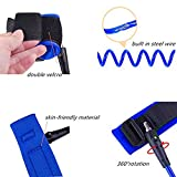 Anti Lost Wrist Link, ABOGALE  Baby Child Anti Lost Safety Velcro Wrist Link