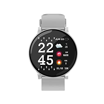 FBLWT Smartwatches Ip68 Rastreador De Ejercicios W8 Pantalla En ...