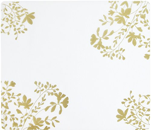 Jardin Table - Modern-Twist, Silicone Placemat, Jardin, Gold