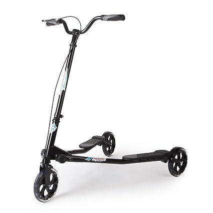 AODI- Triciclo de 3 ruedas plegable para niños mayores de 9 ...