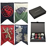 Game of Thrones - Banner Gift Set Fabric Poster 30 x 50in