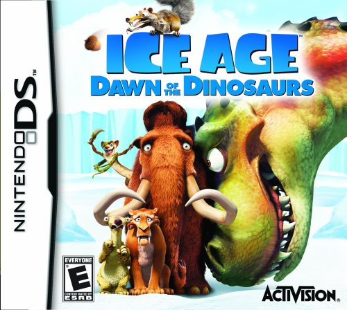 Ice Age: Dawn of the Dinosaurs - Nintendo - Mall In Stores Americana