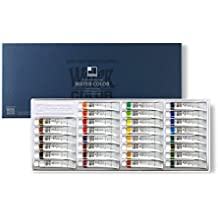 SHINHAN Professional Watercolor Paint 7.5ml Tubes 30 Color Set