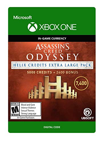 Assassin's Creed Odyssey: Helix Credits XL Pack Xbox One [Digital Code]