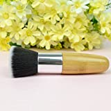 Outop Change Makeup Tools Foundation Brush Bamboo Handle Brush