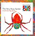 The Very Busy Spider A Lift-the-flap Book The World Of Eric Carle from Grosset & Dunlap