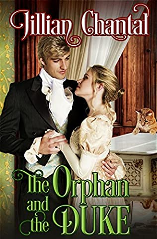 book cover of The Orphan and the Duke