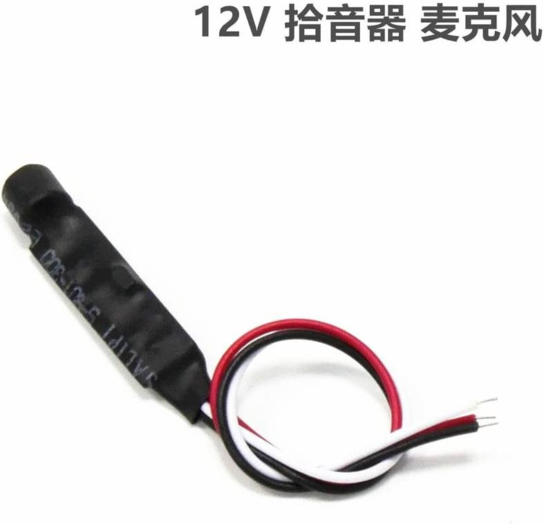 FA-MT01 6-12V DC Microphone Pickup Aerial Audio Signal Collection,For Camera FD