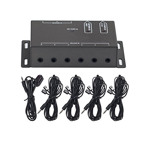 ir remote control repeater - 4