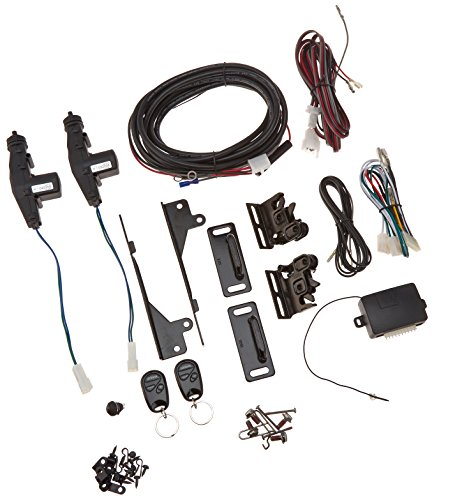 Pop & Lock PL9000 Black Power Pop Tailgate Lock Kit for Hard Shell Tonneau Cover ()