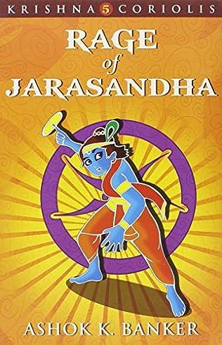 book cover of Rage of Jarasandha