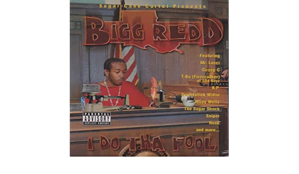 Bigg Redd - I Do Tha Fool - Amazon.com Music